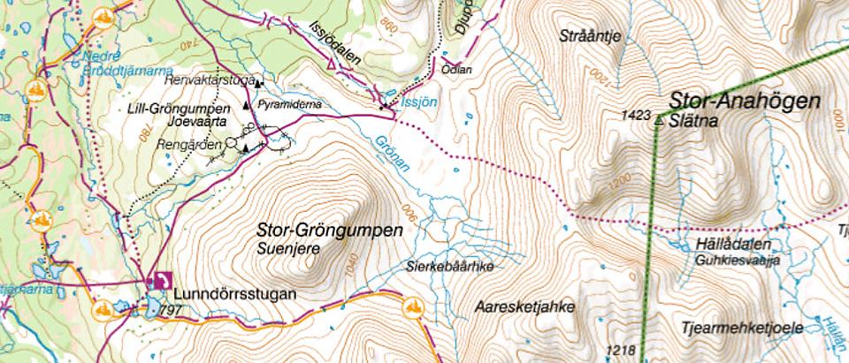 Karta Sverige Hojdkurvor.Hojdkurvor Karta Karta